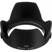 Vello 52mm Snap-on Tulip Lens Hood (Version II)