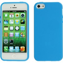 Xuma Flex Case for iPhone 5 (Blue)