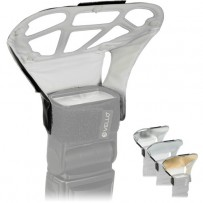 Vello Light Bouncer Plus for Portable Flashes
