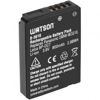Watson DMW-BCG10 Lithium-Ion Battery Pack (3.6V, 800mAh)