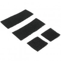 Vello Fastener Strips for Portable Flashes