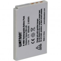 Watson DB-L40 Lithium-Ion Battery Pack (3.7V, 650mAh)