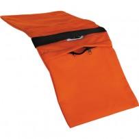 Impact Empty Saddle Sandbag - 35 lb (Orange)