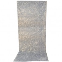 Impact Tie-Dye Muslin Background (10 x 24', Slate Gray)