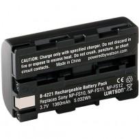 Watson NP-FS11 / NP-FS12 Lithium-Ion Battery Pack (3.7V, 1360mAh)