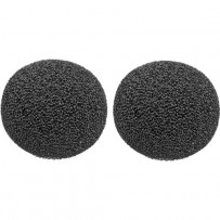 Auray WLF-OLM10-2 Foam Windscreens for Polsen OLM-10 & OLM-20 Lavalier Microphone (2-Pack)