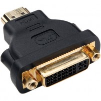Pearstone DVI-D Female To HDMI Male Adapter