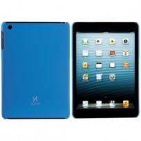 Xuma Hard Snap-on Case for iPad mini (Blue)