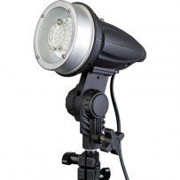 Impact SF-ABRL160 Stand Mount Flash with LED Modeling Light