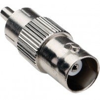 Pearstone BNC Female to RCA Male Adapter