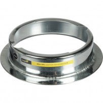 Impact Beauty Dish Adapter for Speedotron Black, Speedotron Brown M11 Flash Heads