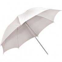 Impact Umbrella - White Translucent (33)