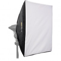 Impact 50 x 50 cm Softbox for Fluorescent Fixtures