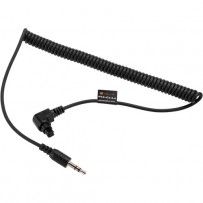 Vello FreeWave 3.5mm Shutter Release Cable for Canon 3-Pin Cameras