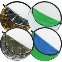 Impact 7-in-1 Collapsible Reflector Disc (32/81.3 cm Diameter)