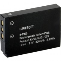 Watson KLIC-7003 Lithium-Ion Battery Pack (3.7V, 800mAh)