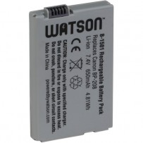 Watson BP-208 Lithium-Ion Battery Pack (7.4V, 650mAh)