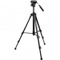 Light-Weight Video Tripod with Fluid Head - Magnus