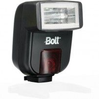 Bolt VS-260 Compact On-Camera Flash for Sony/Minolta TTL
