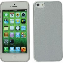 Xuma Aluminum Snap-on Case for iPhone 5 (Silver)