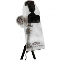 Ruggard RC-P18F Rain Cover for DSLR with Lens up to 18 and Flash (Pack of 2)