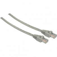Pearstone 1' Cat6 Snagless Patch Cable (Gray)