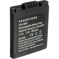 Pearstone CGA-S001 Rechargeable Battery Pack (3.6V, 600mAh)
