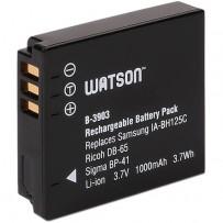 Watson IA-BH125C / DB-65 / BP-41 / D-Li106 Lithium-Ion Battery Pack (3.7V, 1000mAh)
