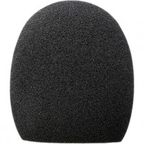 Auray WHF-158 Foam Windscreen for 1-5/8 Diameter Microphones
