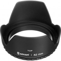 Sensei 82mm Screw-on Tulip Lens Hood
