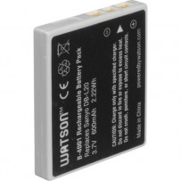 Watson DB-L20 Lithium-Ion Battery Pack (3.7V, 600mAh)